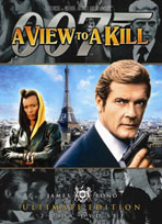 A View to a Kill DVD